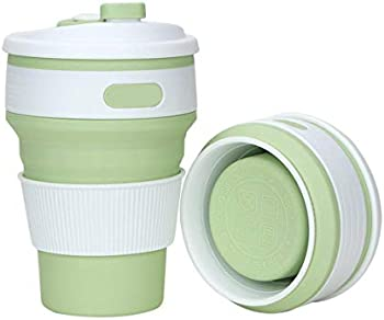 AINAAN Multifunctional Collapsible Silicone Cup