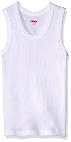 Baby Creysi 00041 Camiseta para Niñas, color Blanco, 3 Años