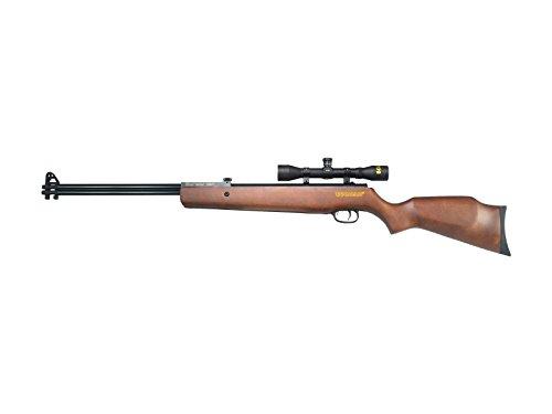 Beeman Sportsman Double Barrel 2016W Dual Caliber Air Rifle Como with 4x32x 40mm