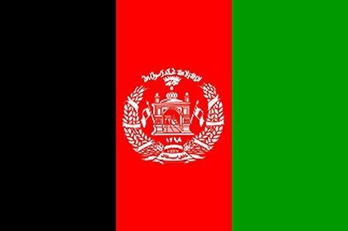 Flagge Afghanistan, 152,4 x 91,4cm