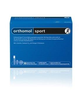 Orthomol Sport Vial Bebible 30 Viales 20 ml