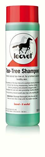 Leovet Tea Tree Shampoo-500 Ml, Clear, Unisex