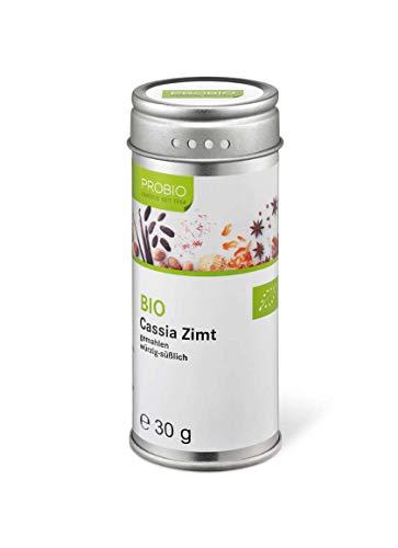 Probio BIO Cassia Zimt gemahlen, 30 g 70211
