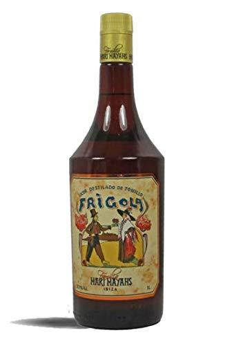 Mari Frigola, Licor Destilado de Tomillo, Familia Mayans, Ibiza, (1 x 1 L)