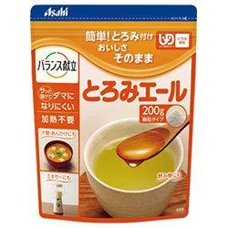 アサヒグループ食品 とろみエール 200g×6個入×(2ケース)