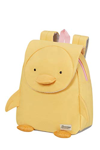 Samsonite Happy Sammies Eco - kinderrugzak S, 27,5 cm, 7,5 L, geel (Duck Dodie)