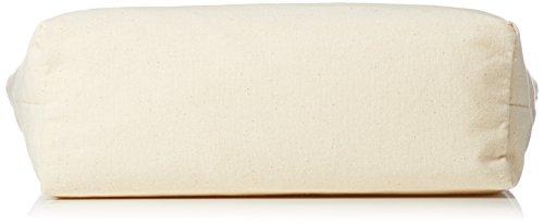 [ポルカポルカ]ミニバッグ付きトート625-0594パンダ/ホワイト