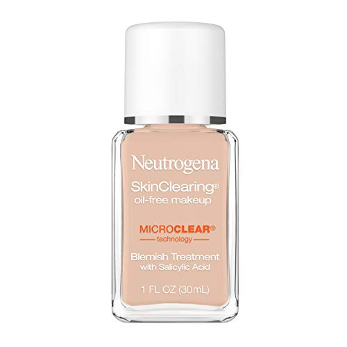 Neutrogena ® Skin Clearing Liquid Makeup - 90 Warm Beige