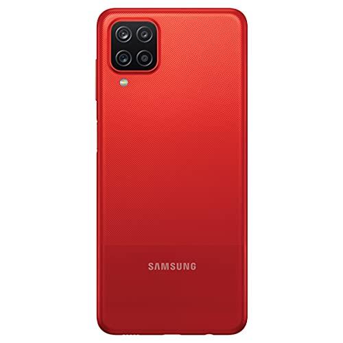 SAMSUNG Galaxy-A12 4GB_64GB Red