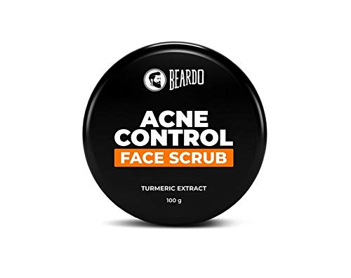 Beardo Acne Control Face Scrub, 100 gm