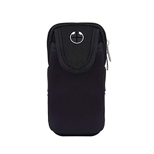 ILYO Sac de Bras de Sport Sac de Bras Mobile équipement de Sport Bras de téléphone Mobile avec Sac à Main