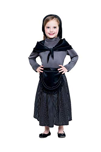 Disfraz de Castañera Infantil (7-9 años)