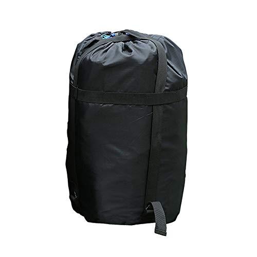 Lixada Bolsa de Compresión Multifuncional Saco de Almacenamiento de Saco de Dormir Bolsa de Almacenamiento para Acampada Senderismo Viajes (S(45 * 26 * 26cm))