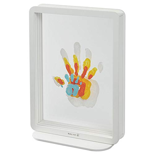 Baby Art Family Touch Set de decoración de huella de mano d