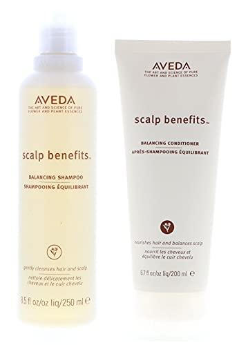 Aveda Scalp Benefits Balancing Shampoo 8.5 oz and...
