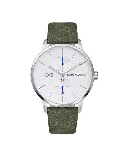 Reloj Mark Maddox Hombre HC2009-07 Multifunción Colección Northern