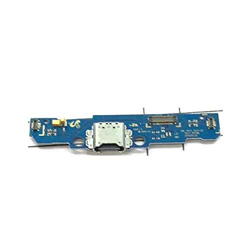 ZHOUZHONGLAN Principal puerto USB tarjeta de carga para Samsung Galaxy Tab a 10.1 2019 SM-T515 T515 USB carga puerto Flex cable reparación piezas