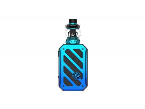 Uwell Crown 5 / V Kit bestehend aus Mod und Tank ; Farbe: (Blau)