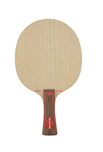 Stiga Allround Evolution (Master Grip) Table Tennis Blade, Wood, One Size