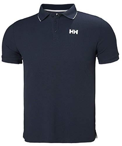 Helly Hansen KOS Polo, Polo Homme, Bleu (Azul Navy 597), Small