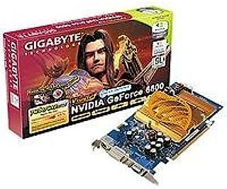 GigaByte GF 6600 256MB DDR2 128 bit Tarjeta gráfica PCI-Express