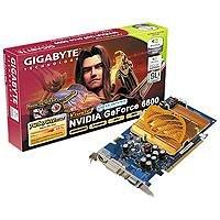 GigaByte GF 6600 256MB DDR2 128BIT PCI-Express Grafikkarte