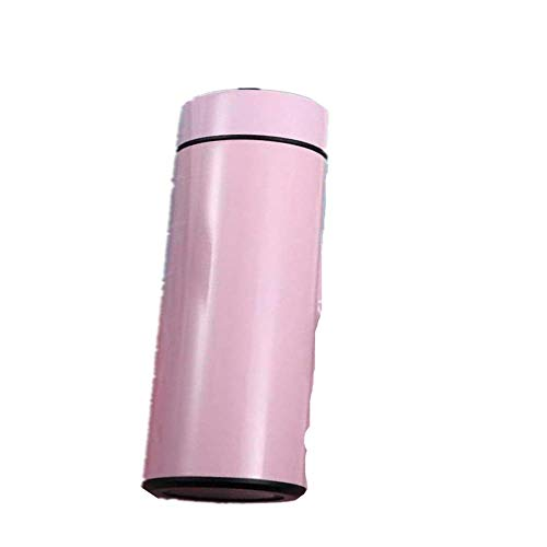ZHEBEI Edelstahl Thermosflasche Wasserbecher Temperaturanzeige...