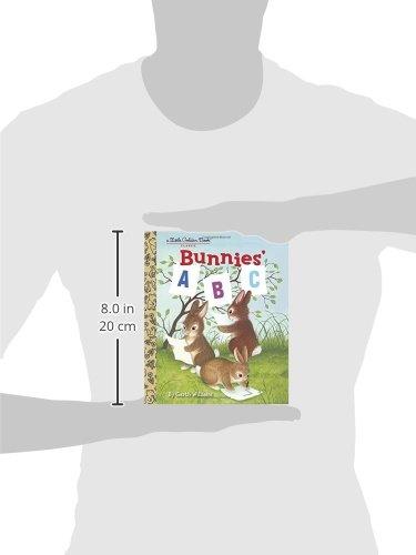 Bunnies' ABC (Little Golden Book)