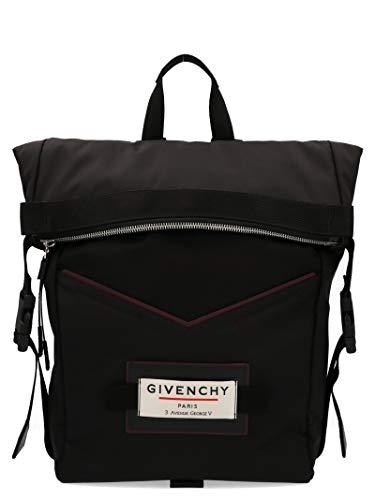 Luxury Fashion | Givenchy Man BK505TK0S9001 Black Acrylic Backpack | Spring Summer 20