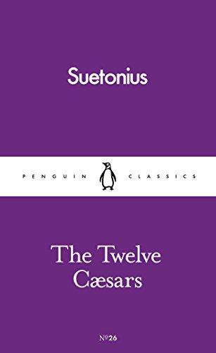 The Twelve Caesars (Pocket Penguins)