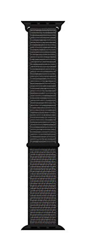 Apple Watch Sport Loop nero (40 mm)