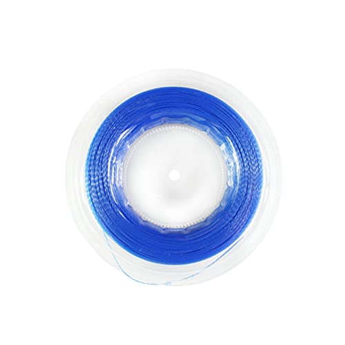 1 Reel Twist Polyester Tennisracket String 1.23mm Co-Polyester Twister Tennis Racquet String 200m by ROYAL STAR TY