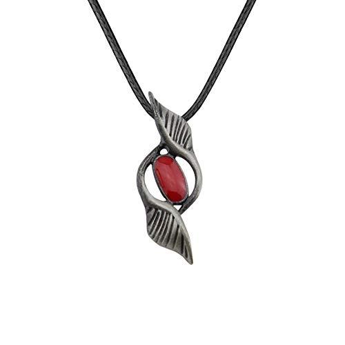 WYFLL Spielzubehör Devil May Cry5Dante Metal Kreative Halskette Anhänger Anhänger Herren Persönlichkeit Halszubehör Schmuck