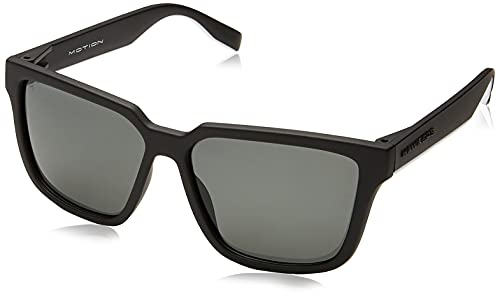 HAWKERS Motion Gafas de Sol, Polarized Black, Talla única Unisex Adulto