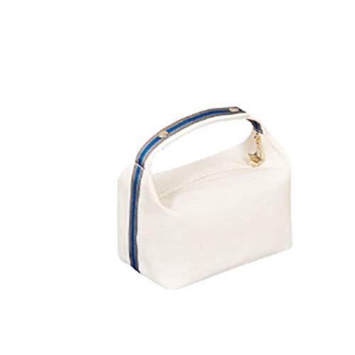 HQ2 Bolsa de la Caja de Almuerzo, Papel de Aluminio Grueso, con Bolsa de Almuerzo, Bolsa de Almuerzo Simple Adecuada para Trabajadores de Oficina, Adecuado para Oficina y Picnic.