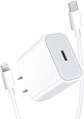 Apple MFi Certified iPhone Fast Charger Stuffcool 20W USB C Power Delivery Wall Charger Plug product image