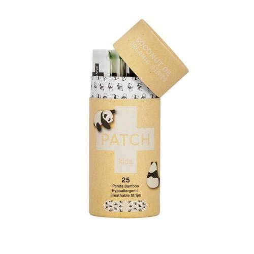 PATCH Bambus-Pflaster mit Kokosnussöl 25 St