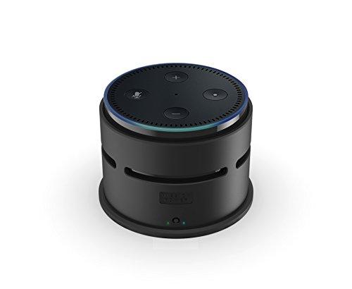 Mission Cables Amazon Echo Dot Portable Battery Base
