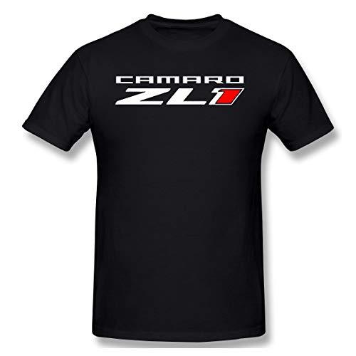 NDCATHE Camaro ZL1 Logo Racing Summer Fashion Men