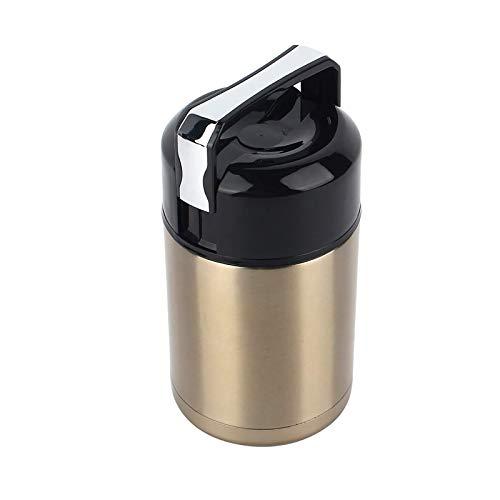 1000 ml Edelstahl Vakuum Thermos Lunchbox Smoldering Mug Isoliert für...
