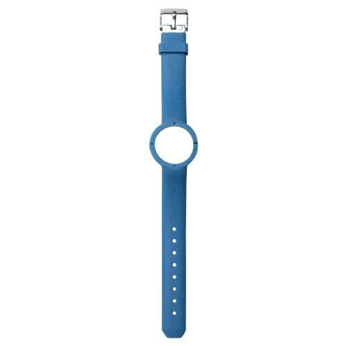 Correa de reloj Justo modelo pequeño para caja de 32 mm J Watch. Ottano silicona