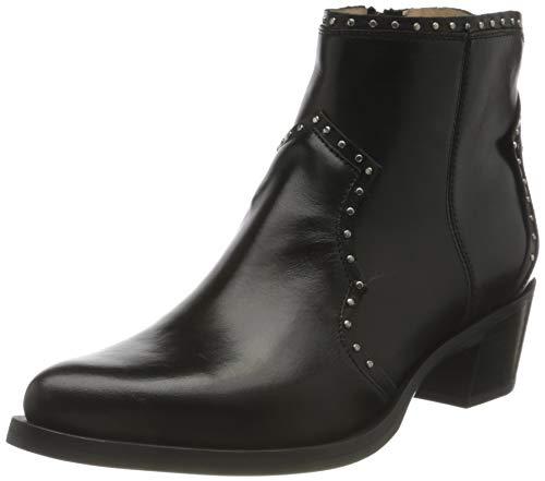 Unisa Women's Cowboy Western Boot, Black, 6.5