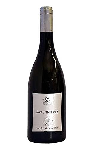 Vino Blanco Francés. Vino blanco variedad 100% Chenin. D.O. Savennières. Añada 2019. Caja de 6 botellas x 750ml. Grandes vinos del Valle del Loira. Vinos de alta calidad. Vinos de Francia.