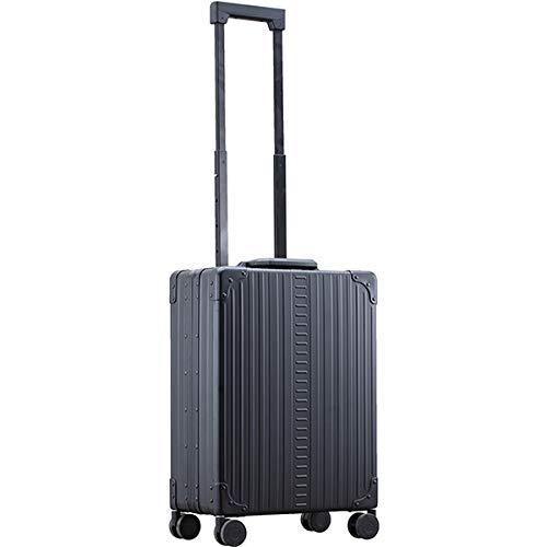 NEO KEEPR(ネオキーパー) スーツケース キャリーケース ビジネスリュック 機内持込 大型 TSAロック アルミ合金製 5年修理保証 (A87F(5泊から長期向け 87L), ブラック)