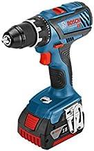 Taladro atornillador GSR 18 V-28 + (2 x 3 Ah L Al 1820 CV) + Lboxx Bosch 0615990K3N