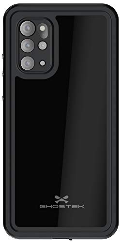 Ghostek Nautical Waterproof Case for Galaxy S20 Ultra with Screen Protector Built-in and Protects Camera Full Body Protective Rugged Heavy Duty Cover for 2020 Galaxy S20 Ultra 5G (6.9 Inch) - (Black)