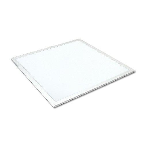 Lecom Led Panels 62x62, 40W, Deckenleuchte, Led Lampe, Einbauleuchte, Deckemlampe, Warmweiß 3000K. Rasterdecke