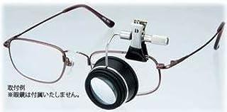 カートン光学 (Carton) クリップ式時計見ルーペ(左眼用) R1183