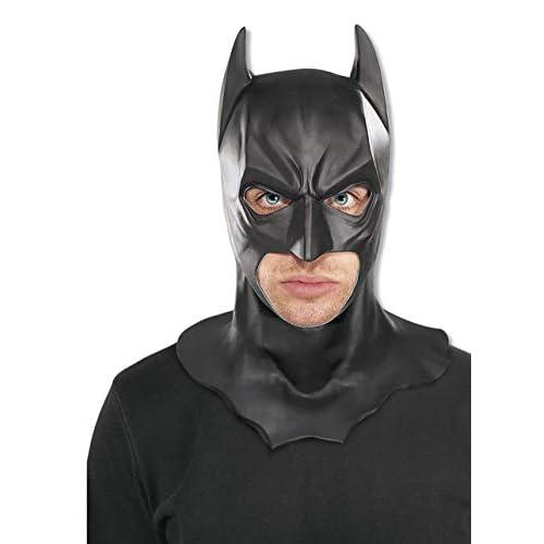 Rubie's ufficiale adulto, Batman Dark Knight Full Mask – Taglia unica, beige