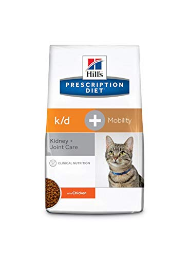 Hill's HPD Feline K/D Plus Mobility 5Kg 5000 g
